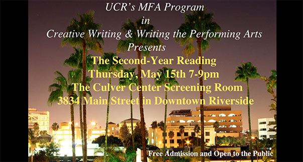 ucr creative writing mfa Essay writing sentence starters january 2017 - mfa creative writing ucr where was this for my 1984 essay on tuesday.